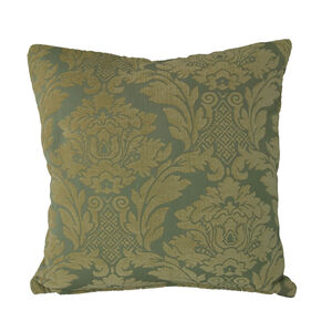 Versailles Damask Cushion Duck Egg 45cm x 45cm