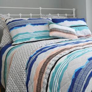 Monophonic Multi Bedspread 200cm x 220cm