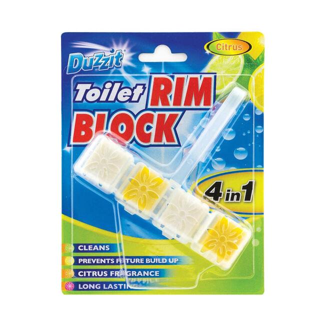 4 in 1 Toilet Rim Block