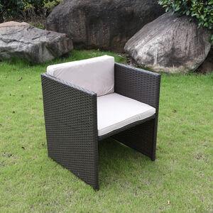 Vicenza Rattan Garden Chair