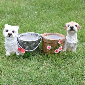 Puppy Plant Pot