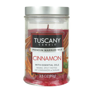 Tuscany 3.5oz Candle Cinnamon
