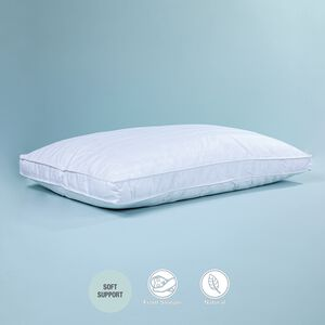 Bedding Bliss Pillow Duck Feather & Down