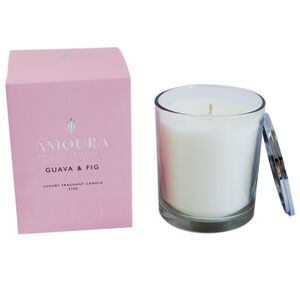 Amoura Guava Scented Candle
