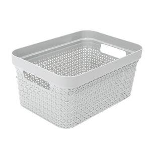 Ezy Mode Small Basket 5L - Lily Cream