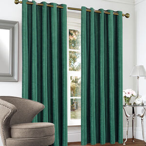 Blackout Thermal Textured Curtains