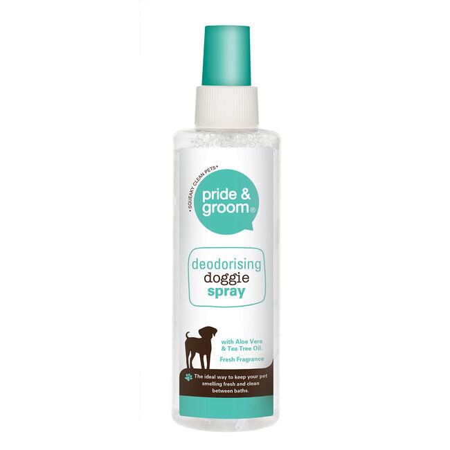 Pride & Groom Deodorising Spray