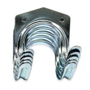 5 Galvanised Tool Hooks