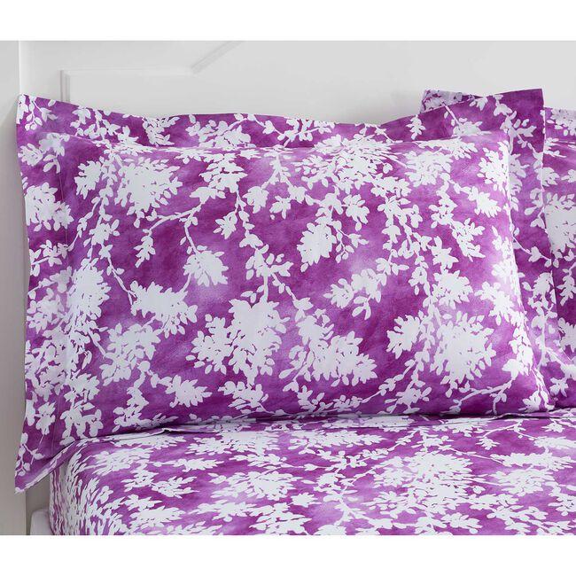 Kamilia Berry Oxford Pillowcase Pair