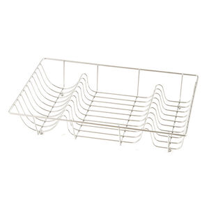 Wireware Dish Drainer Chrome