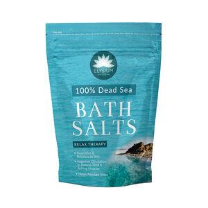 Elysium Spa Epsom Dead Sea Salt 1Kg