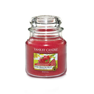 Yankee Pink Dragon Fruit Medium Jar