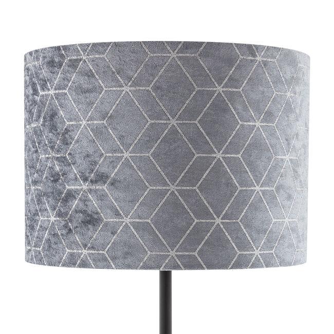 Missy Table Lamp- Grey