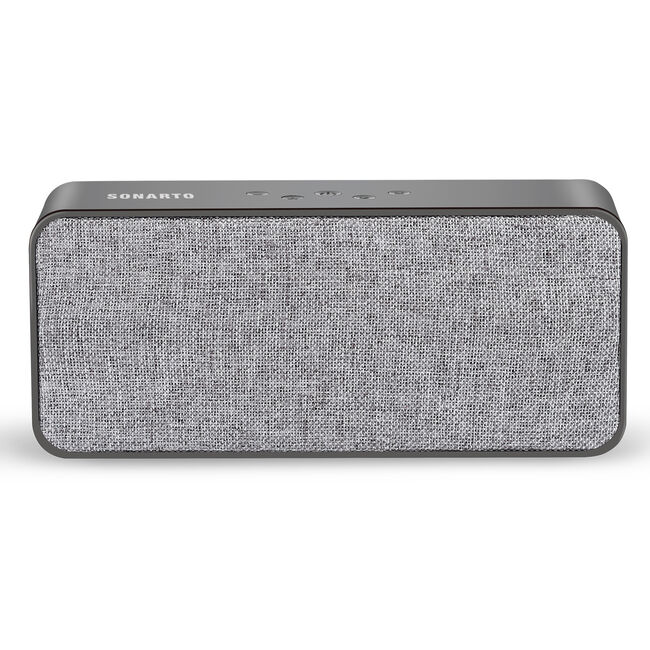 Sonarto 6W Bluetooth Speaker - Grey