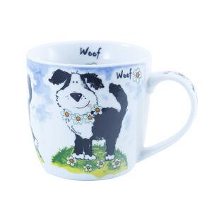 Woof / Meow Mug
