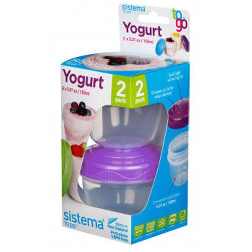 Sistema Yoghurt To Go