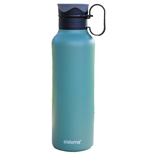Sistema Stainless Steel Bottle 600ml