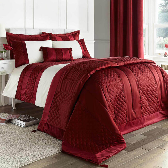 Classic Velvet Red Pillowsham