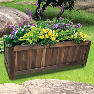 Burntwood Planting Bed
