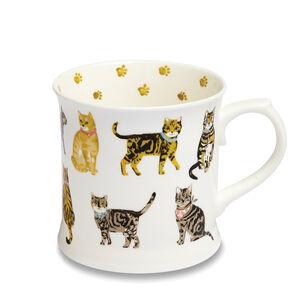 Cats On Parade Tankard Mug