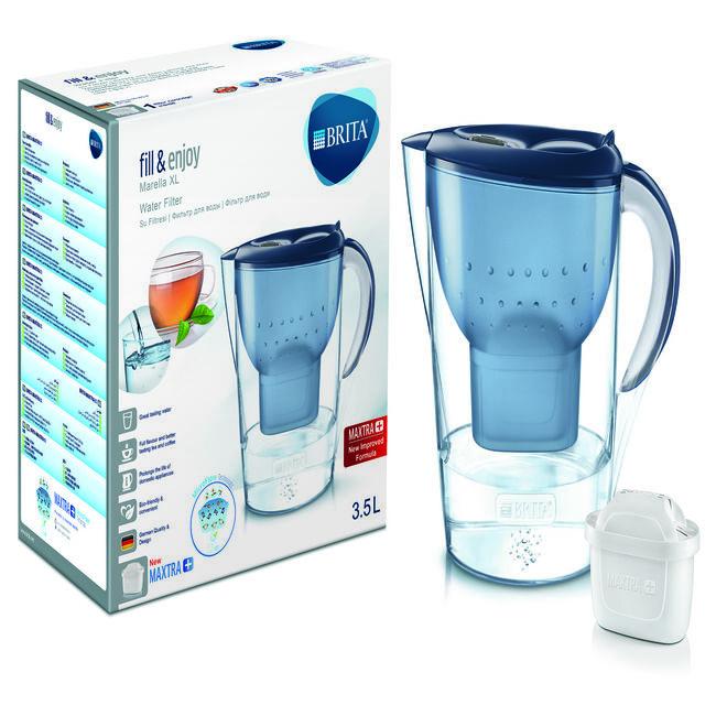 Brita Marellla  XL Blue Water Jug