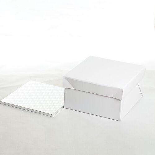 PME Square Cake Board and Box