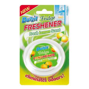 Duzzit Lemon Scented Fridge Freshener