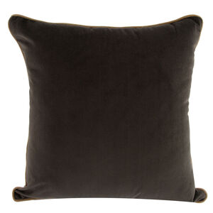 Naomi Chocolate Cushion 58cm x 58cm