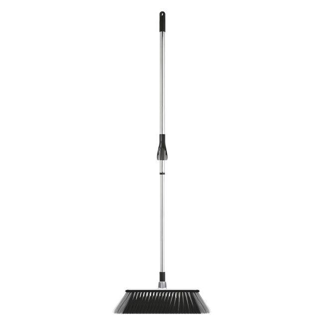 Apex Chrome Telescopic Handle Broom