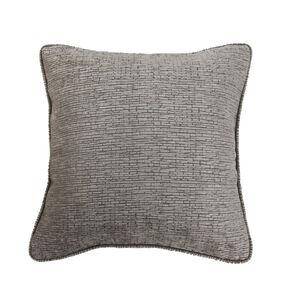 Bricks Champagne Cushion 45x45cm - Beige