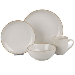 Wensley Calico 16 Piece Dinner Set