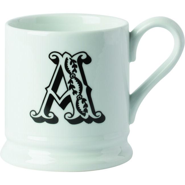 A Cosy Porcelain Mug