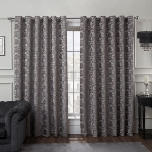 Shelbourne Curtains - Silver 060643