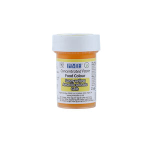 PME Colour Food Paste 25g - Sunny Yellow