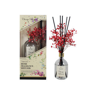 Ambianti Dried Flower Cherry Blossom Reed Diffuser