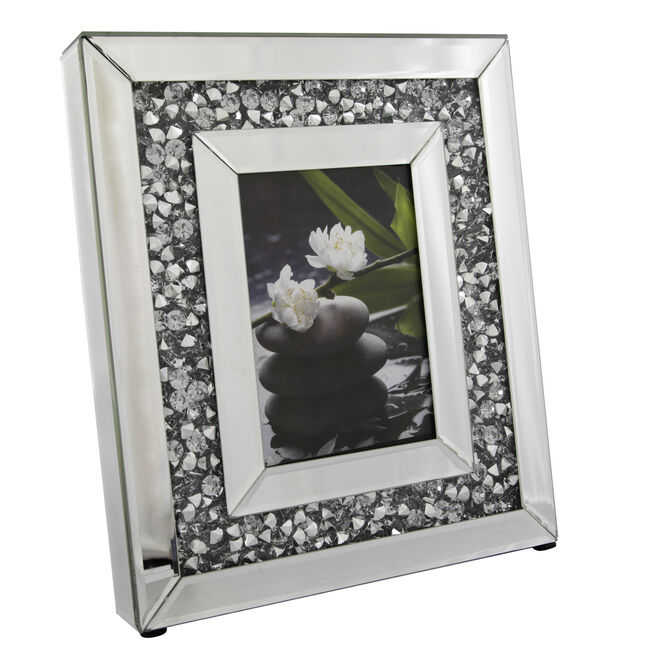 Cashel Living Crushed Diamond Photo Frame