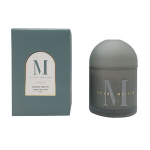 Scent Maison Electric Pear Fig Candle