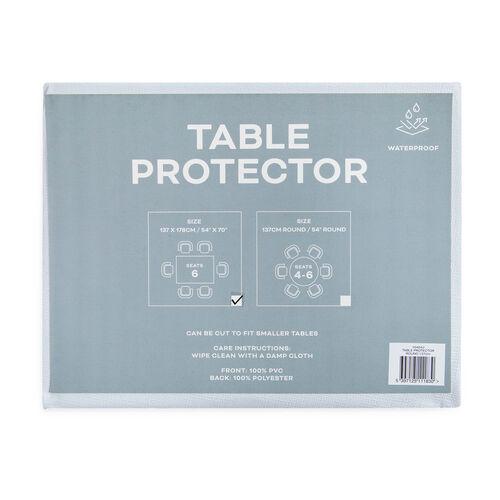 Table Protector 137 x 178cm