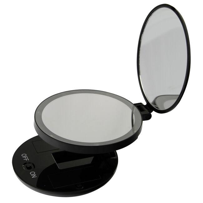 Eazyuse Cosmetic Folding Mirror LED Light