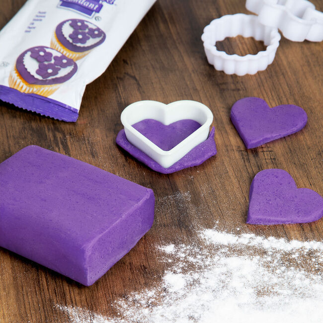 Wilton Decorator Preferred Fondant - Purple