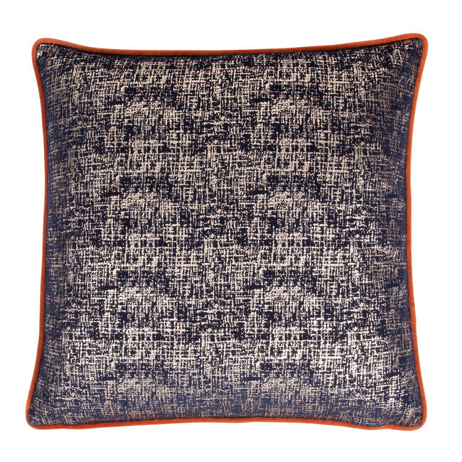 Elodie Cushion 58 x 58cm - Navy