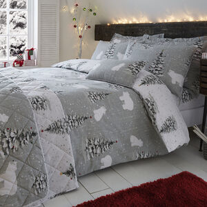 Single Duvet Cover Polar Bears