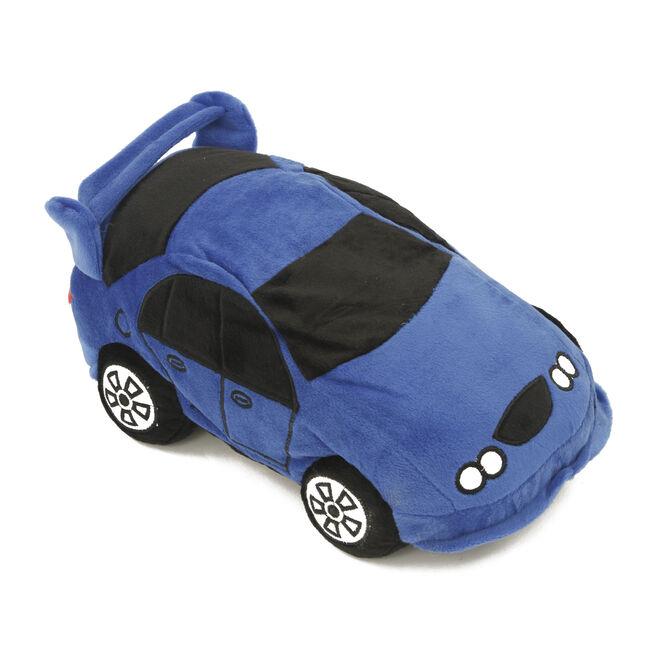 Car Cushion Blue 35cm x 35cm
