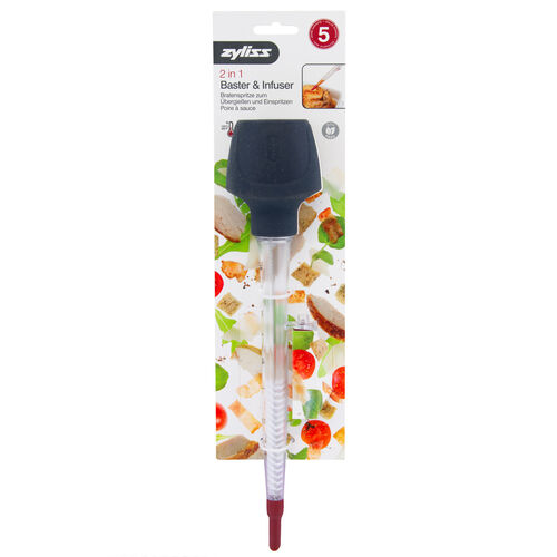 Zyliss 2-1 Baster & Infuser