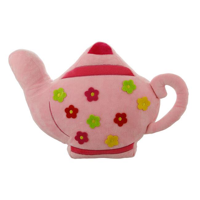 Teapot Cushion 38cm