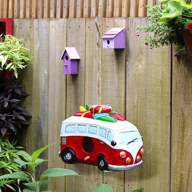 Holiday Caravan Birdhouse