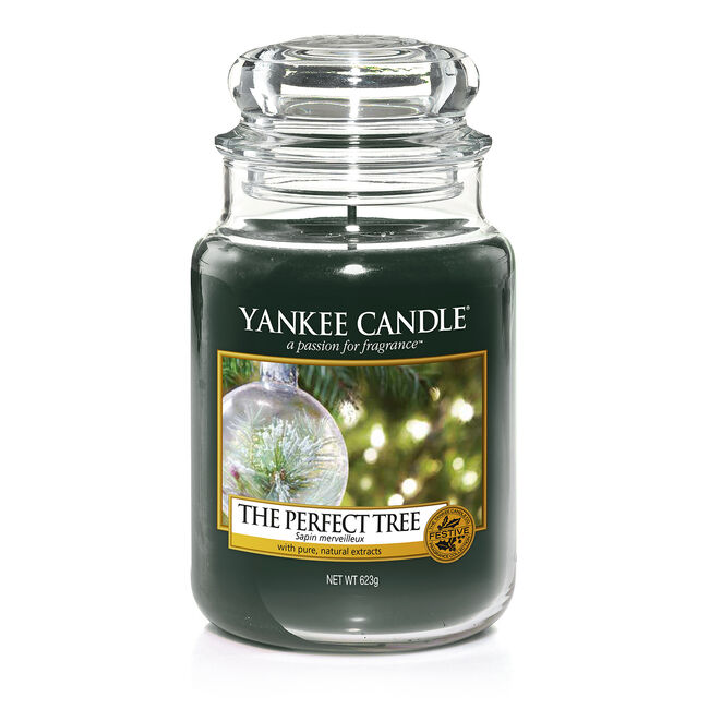 Yankee Candle The Perfect Tree Large Jar