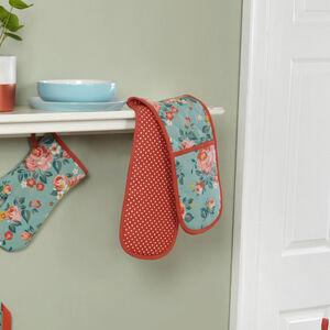 Full Bloom Double Oven Glove