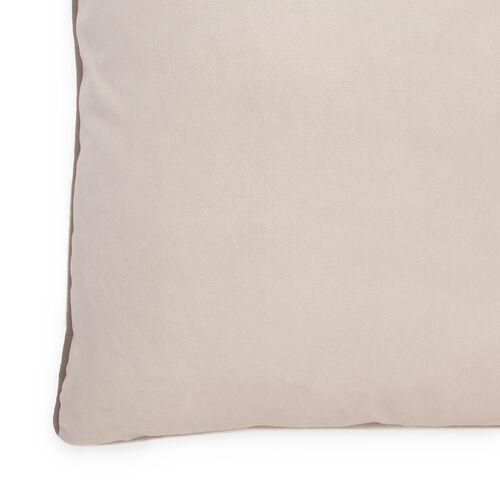 Naomi Cushion 58x58cm - Ivory