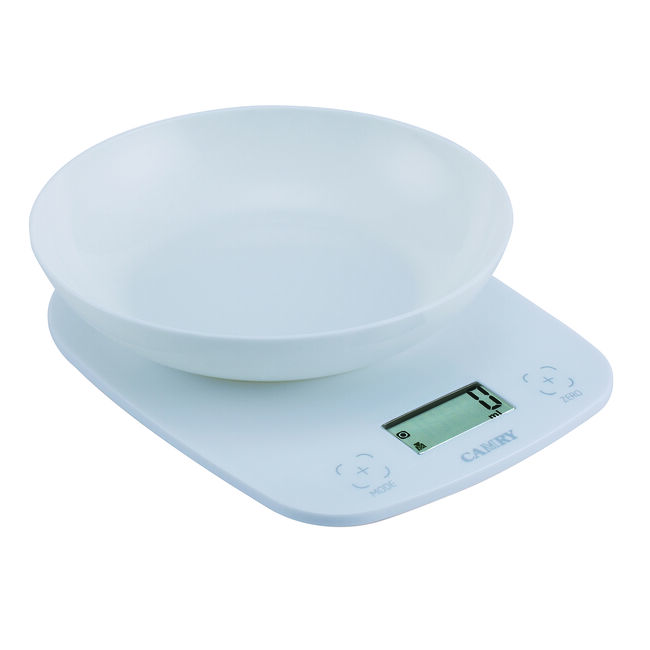 Camry Electronic Kitchen Volume Scale with Bowl